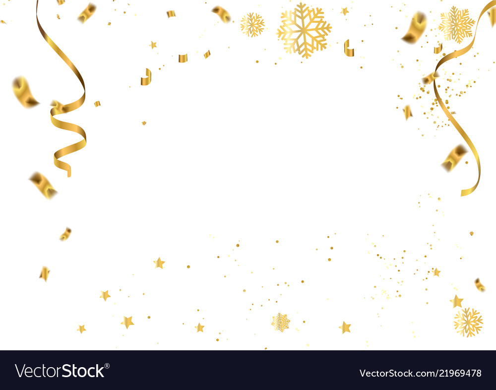 Celebration of christmas 2018 background with