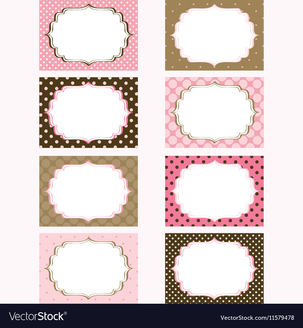photo relating to Printable Photo Frame referred to as Crimson and Brown Printable Labels Tags Photograph Body