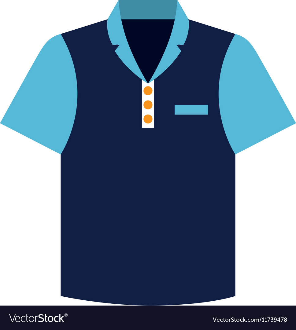 Tennis blue tshirt graphic icon