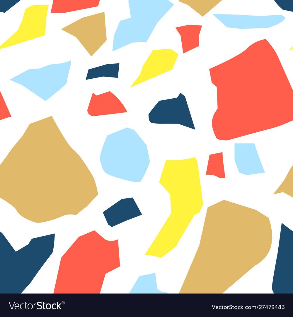 Trendy seamless pattern