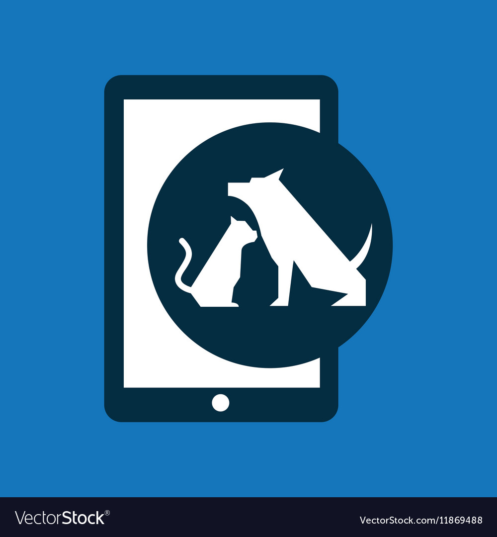 Online pet shop and dog and veterinary