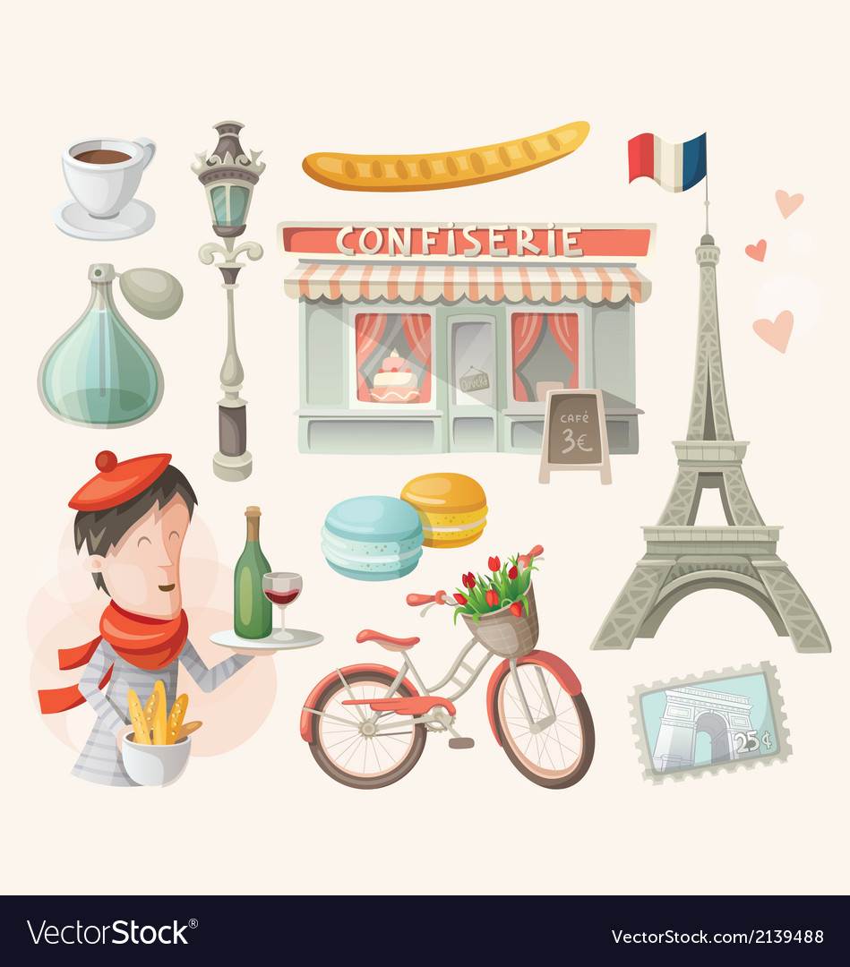 Set french items