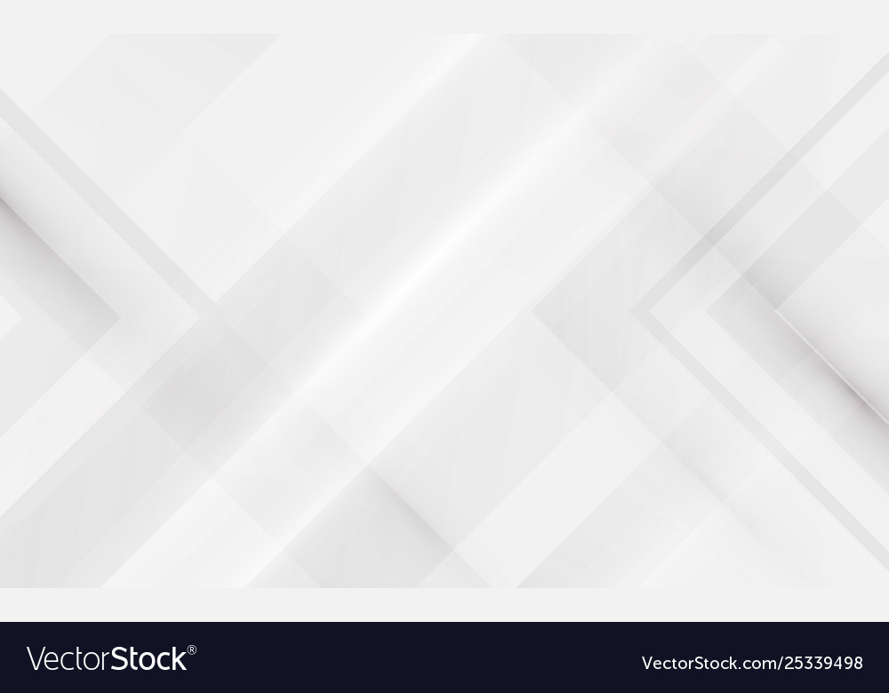 Abstract elegant white and geometric squares