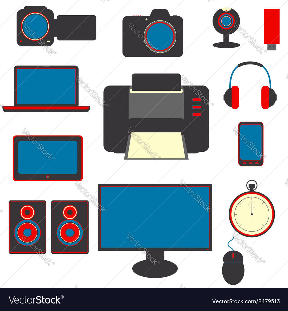 Set of gadgets