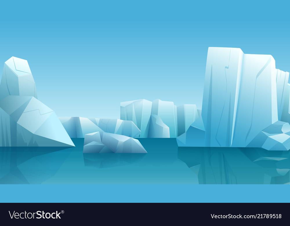 Winter of nature winter arctic
