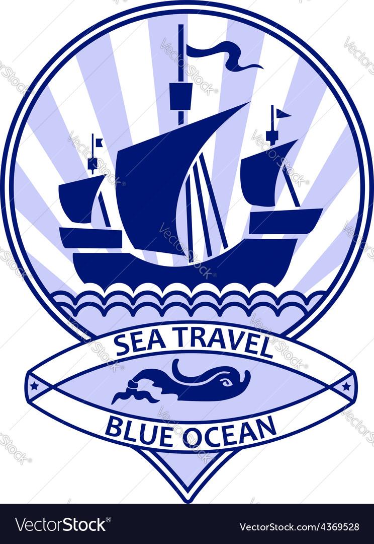 Blue ocean travel