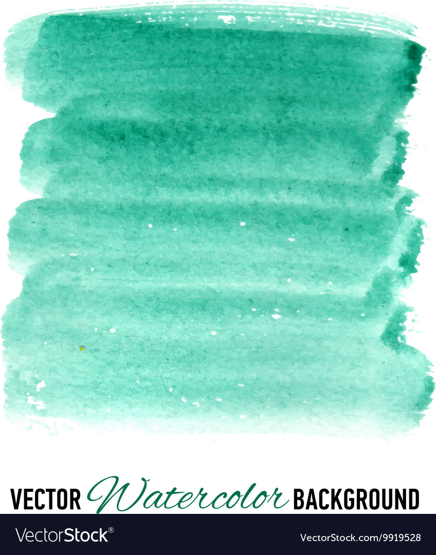 Hand drawn watercolor background for presentation