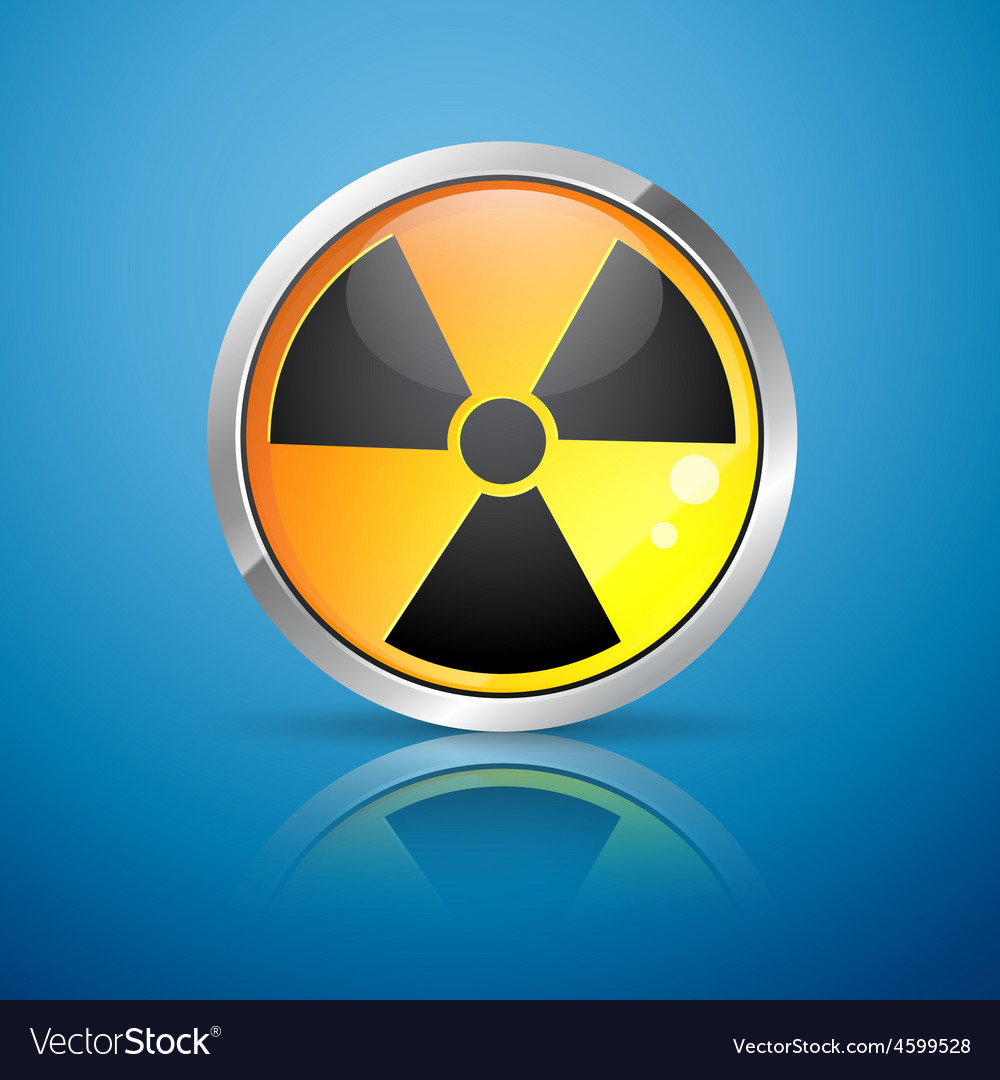 Nuclear radiation sign