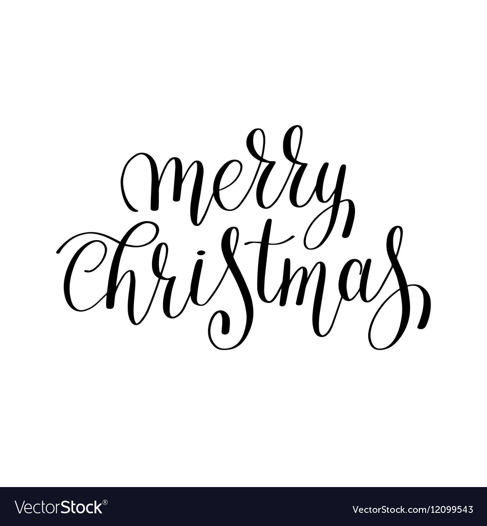 Merry Christmas Images In Black And White Archidev