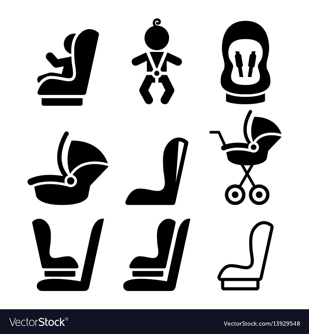 Baby car seat toddle car seat - safe child travel