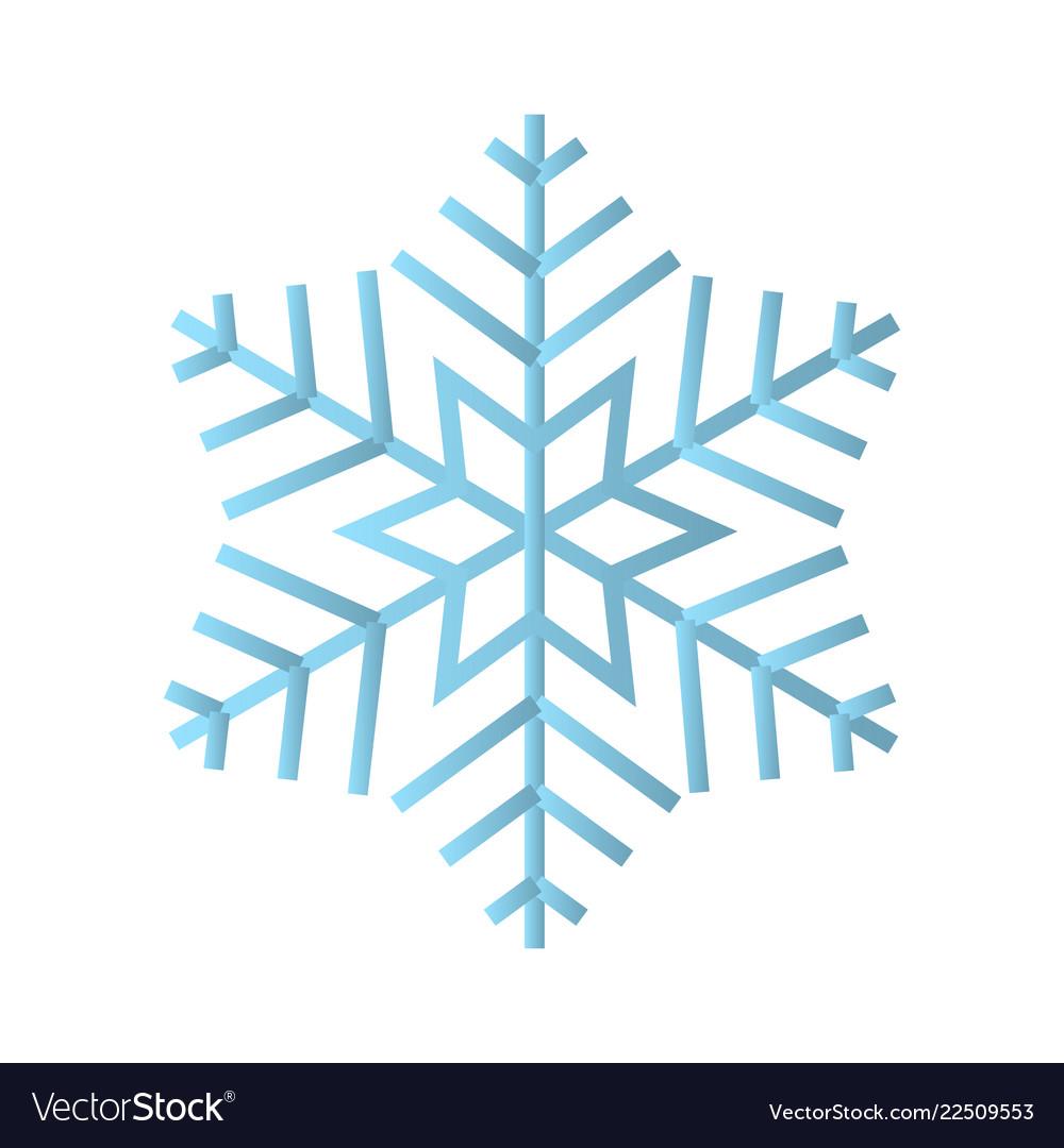 Snowflake icon snowflake