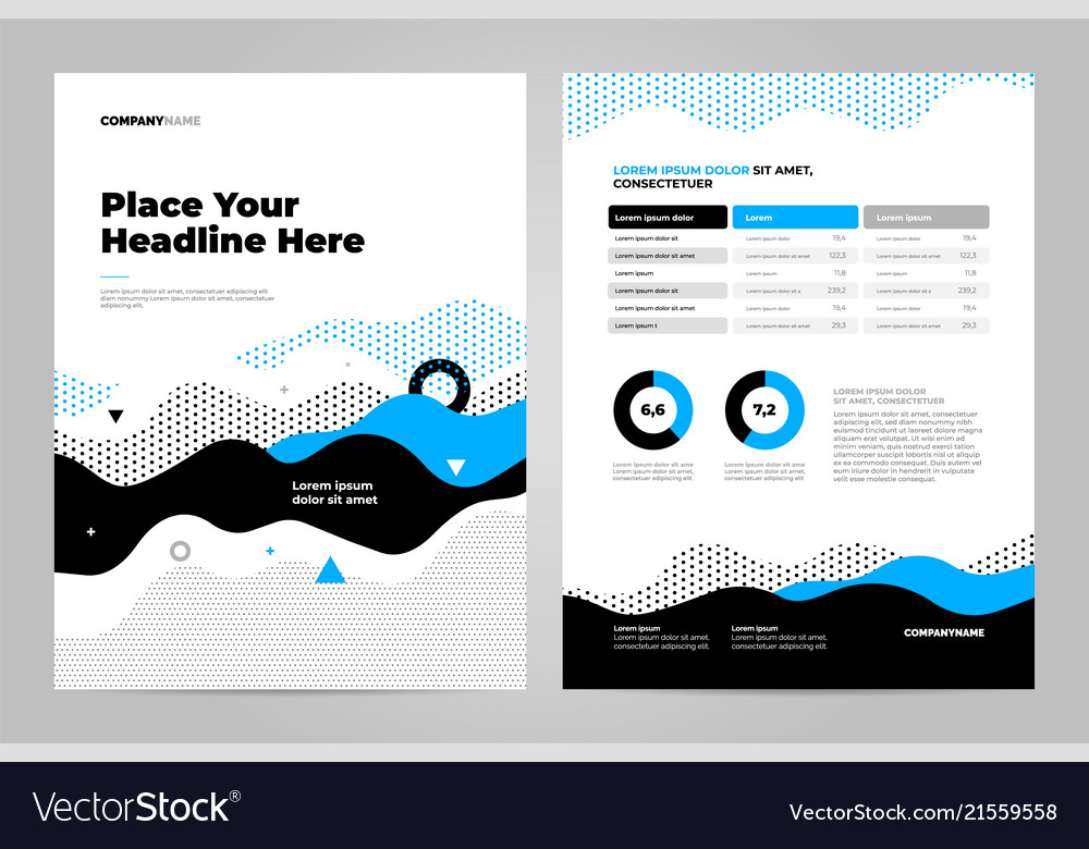 Cover design abstract background layout design