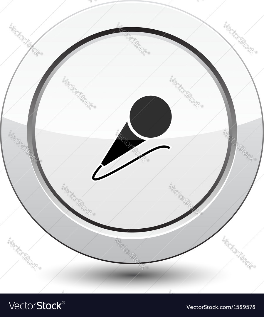 Button with microphone