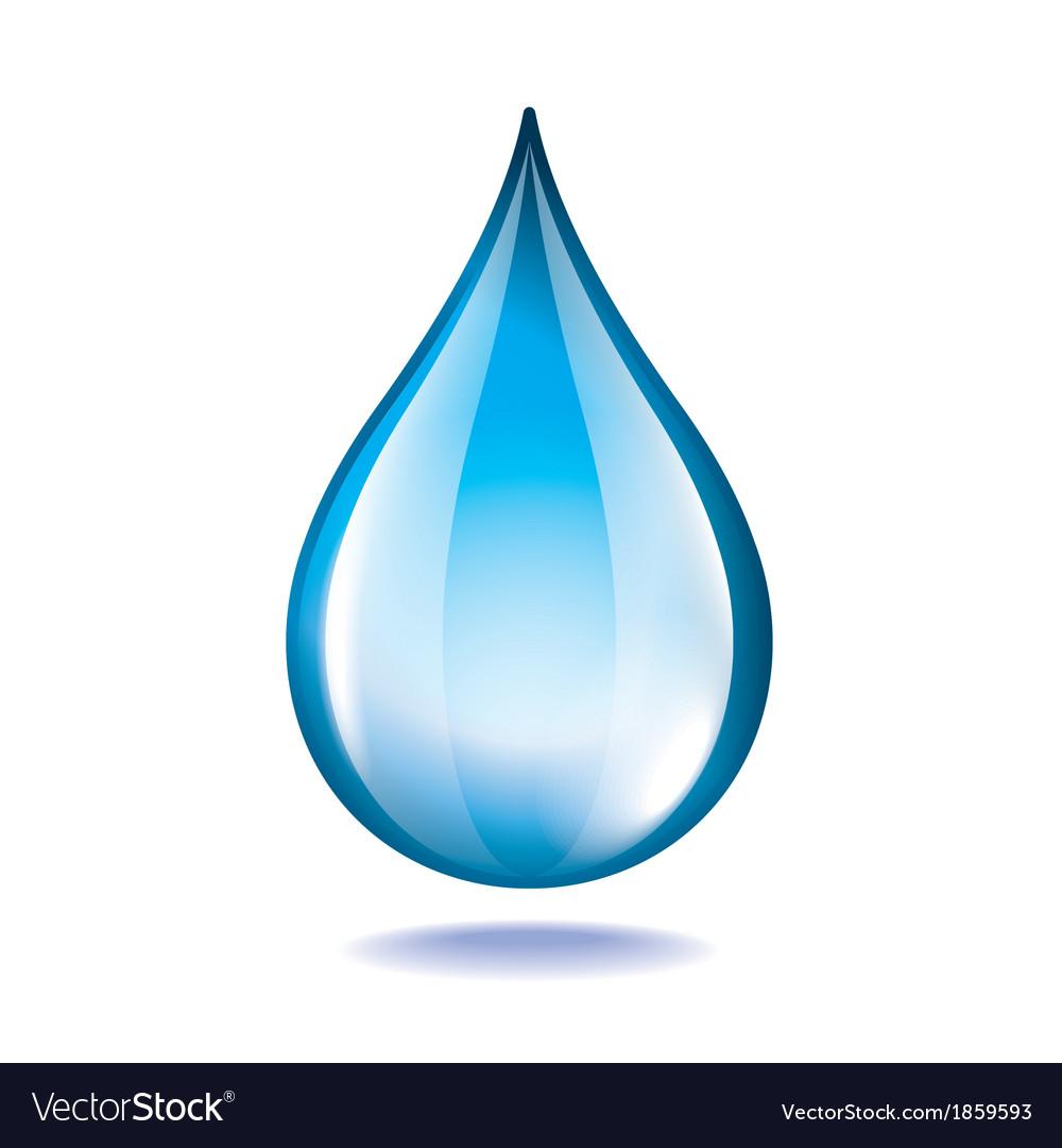 Object Water Drop