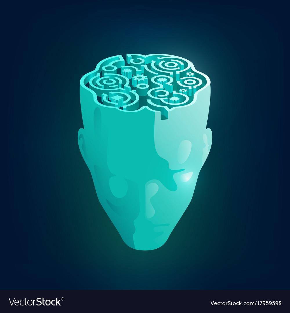 Maze head