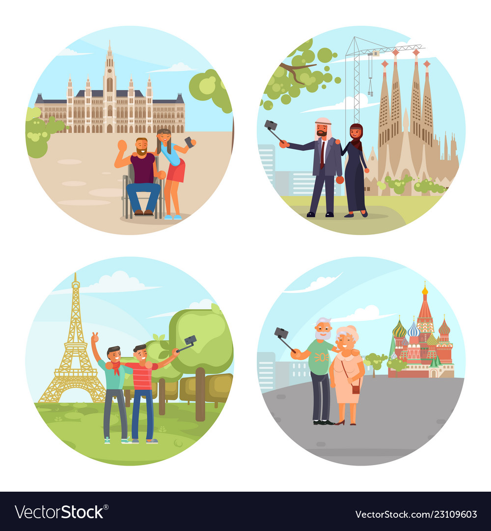 European city sights