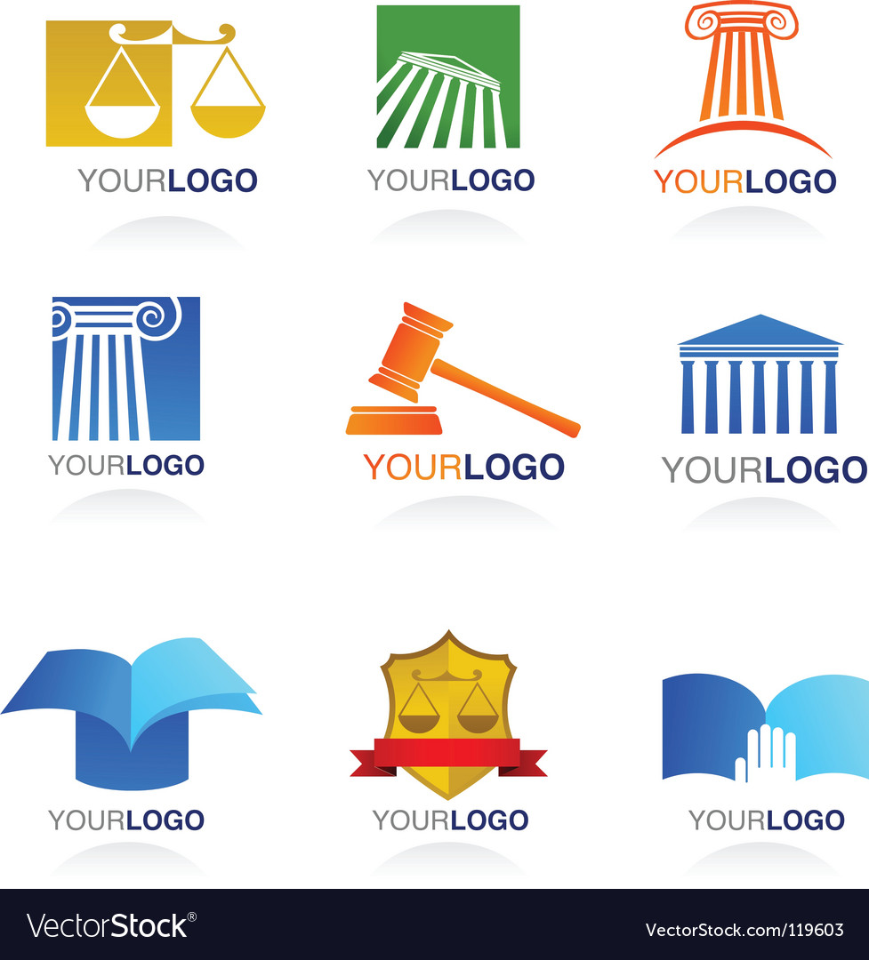 Legal logos