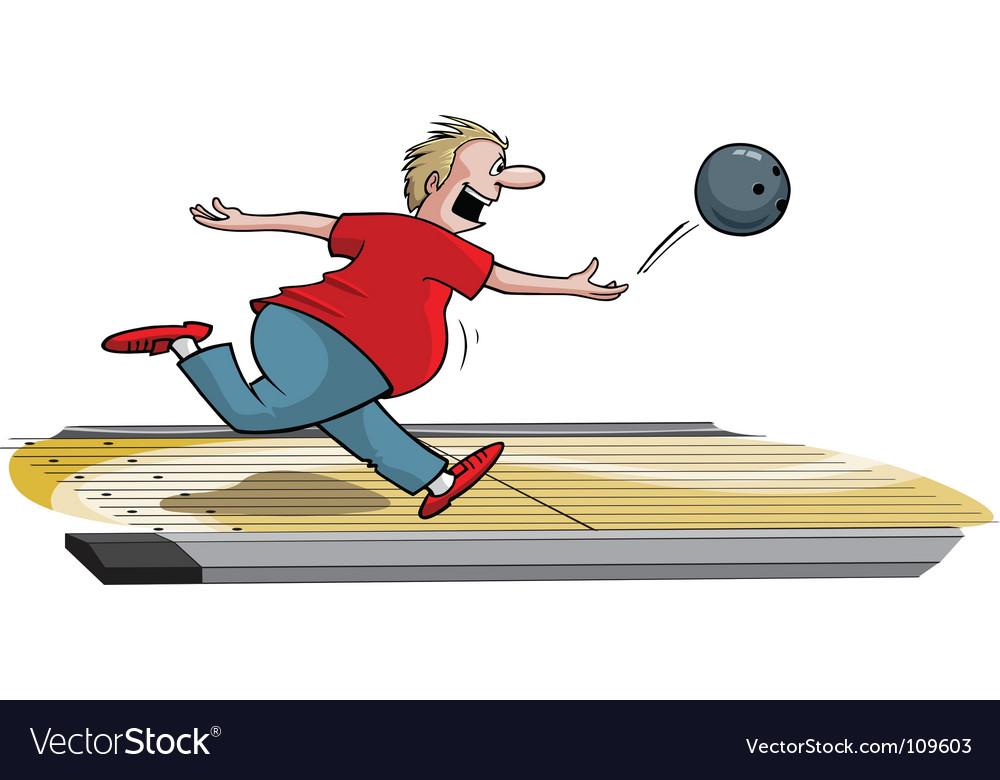Male bowler