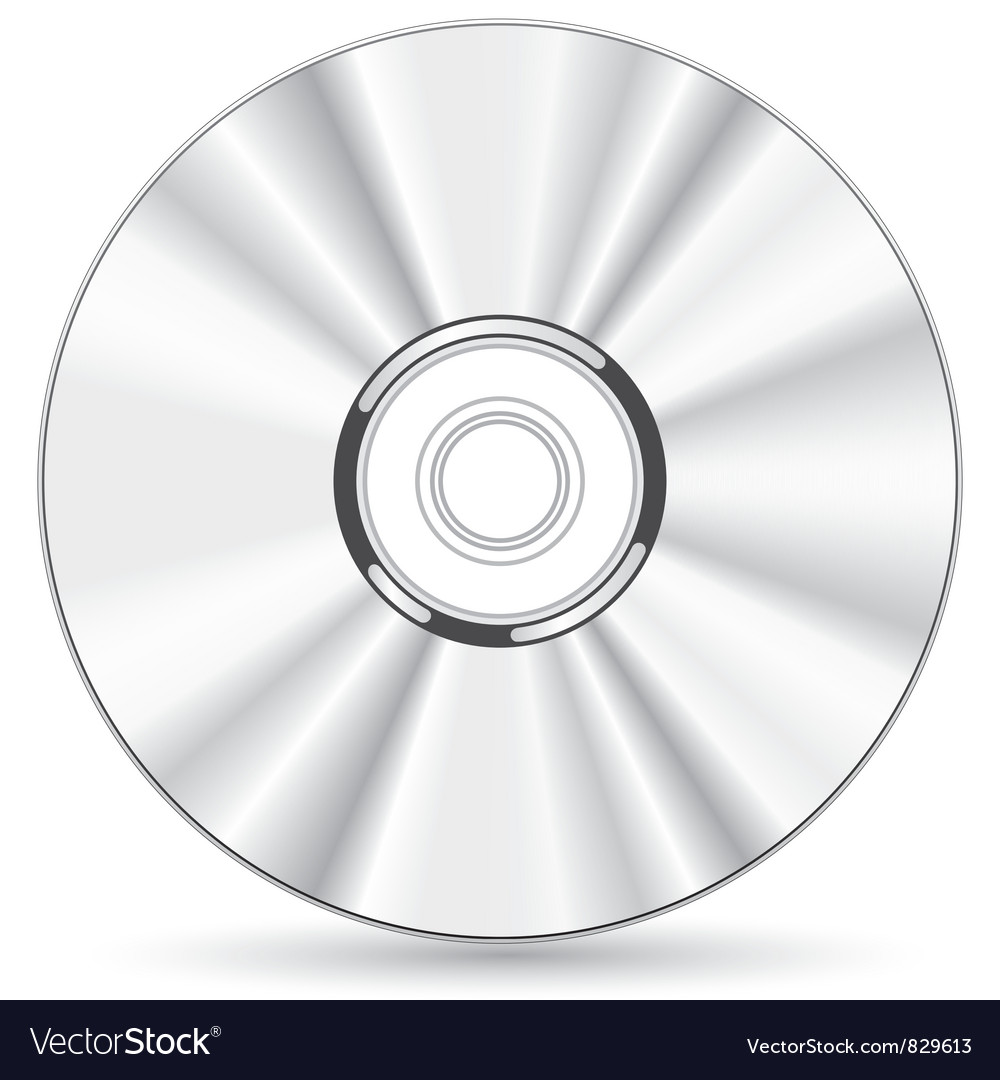 cd disk royalty free vector image vectorstock rh vectorstock com cd factory cd factor and polishing a car