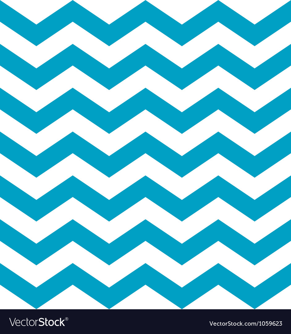 photograph relating to Free Printable Chevron Pattern known as Eye-catching aqua blue and white chevron practice