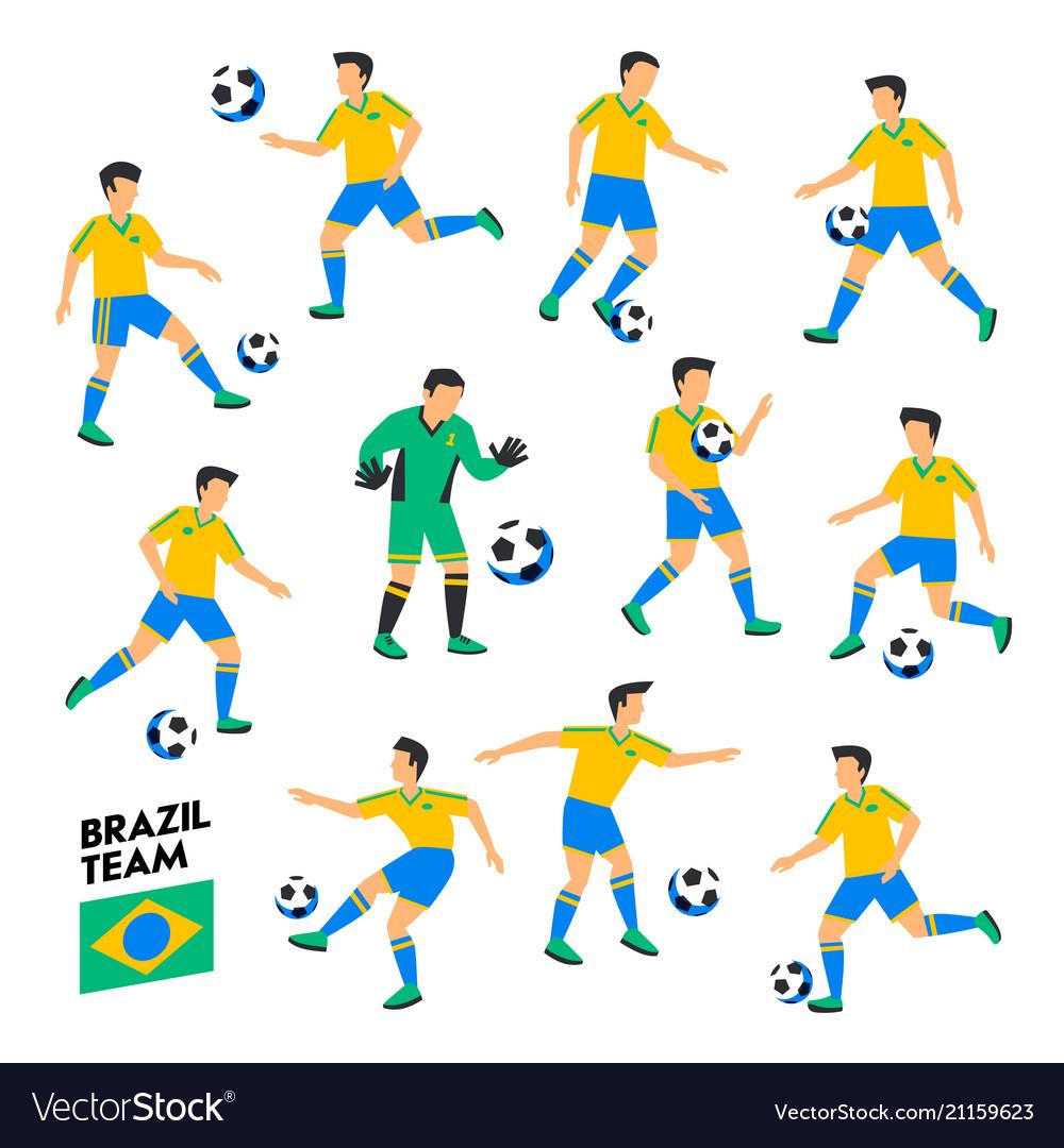 Brazil football team brazil soccer players full