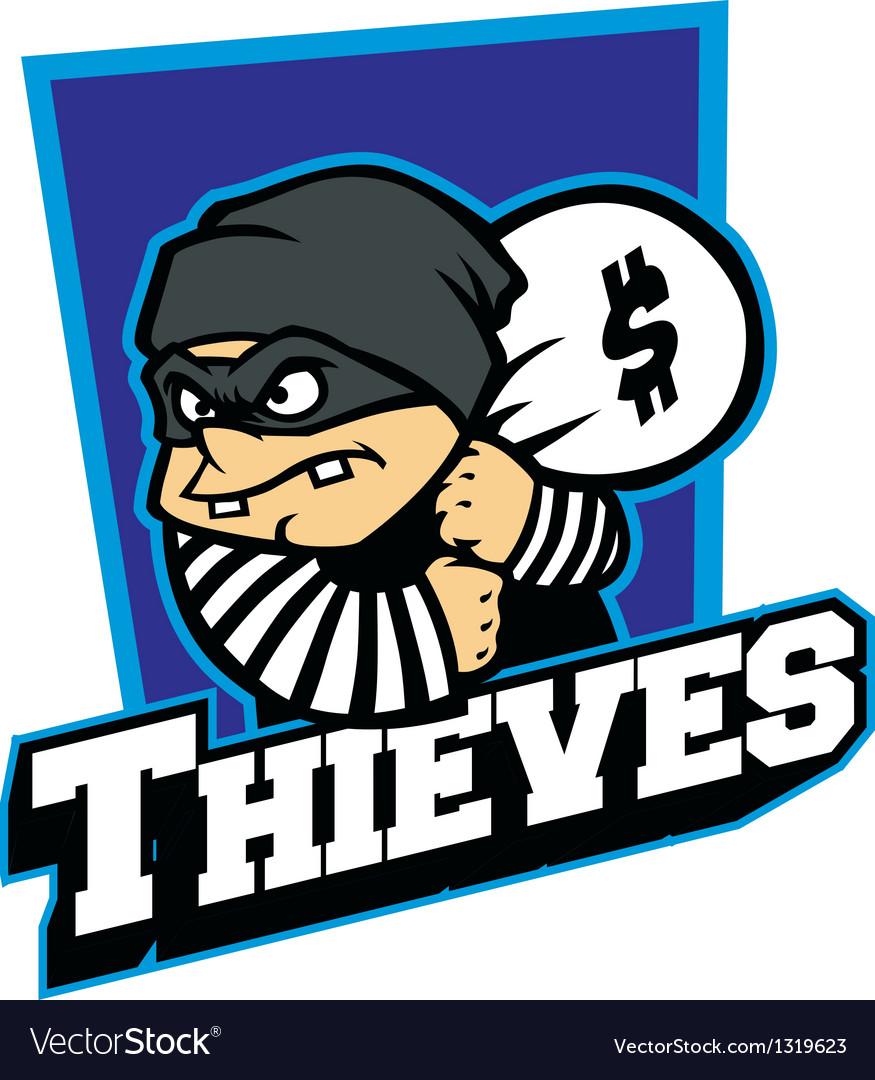 Thieves mascot
