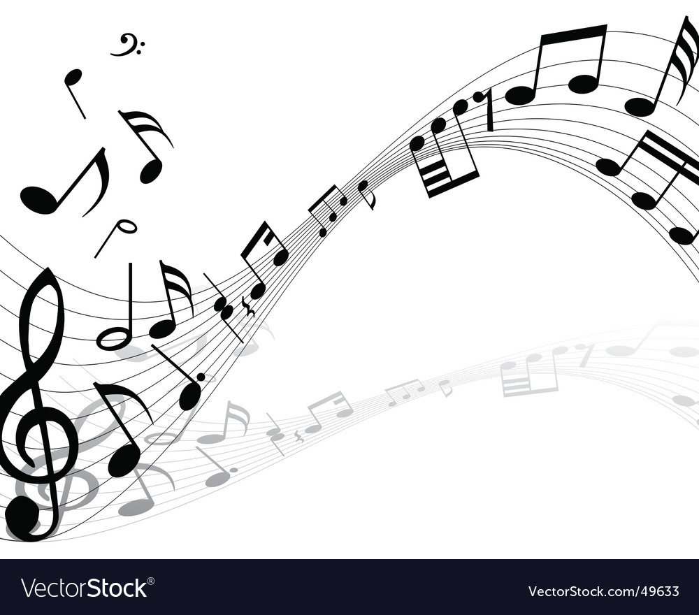 Musical notes backgrounds