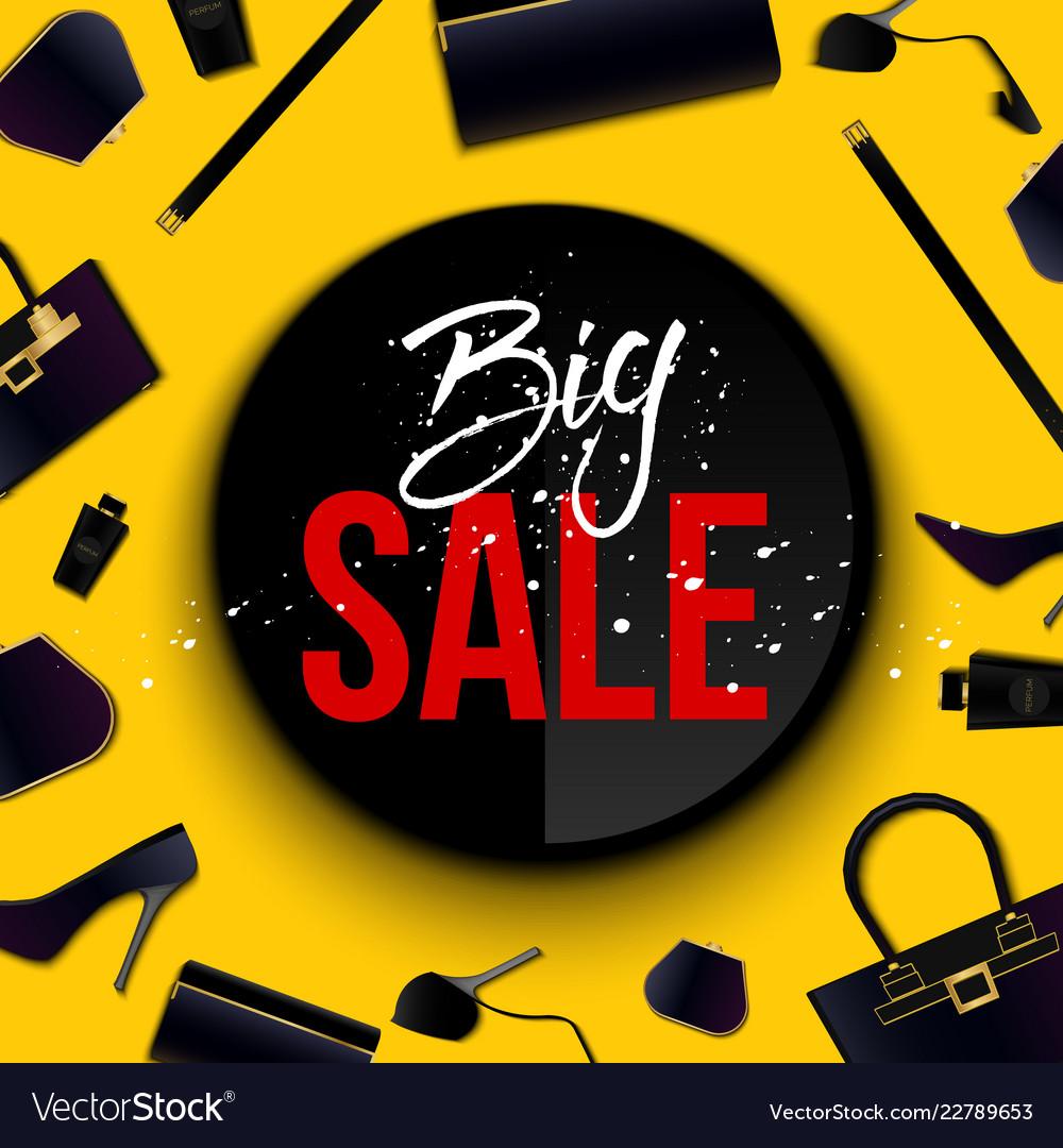 Creative of super big sale