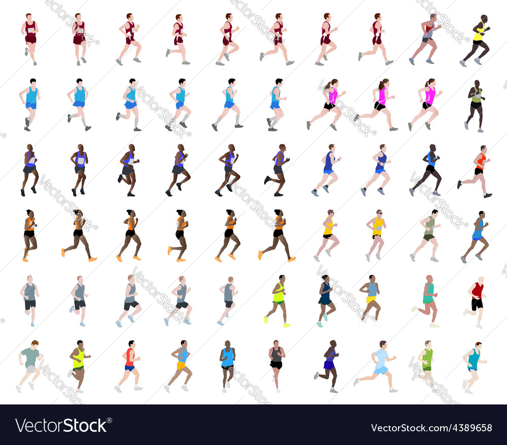 Runners collection