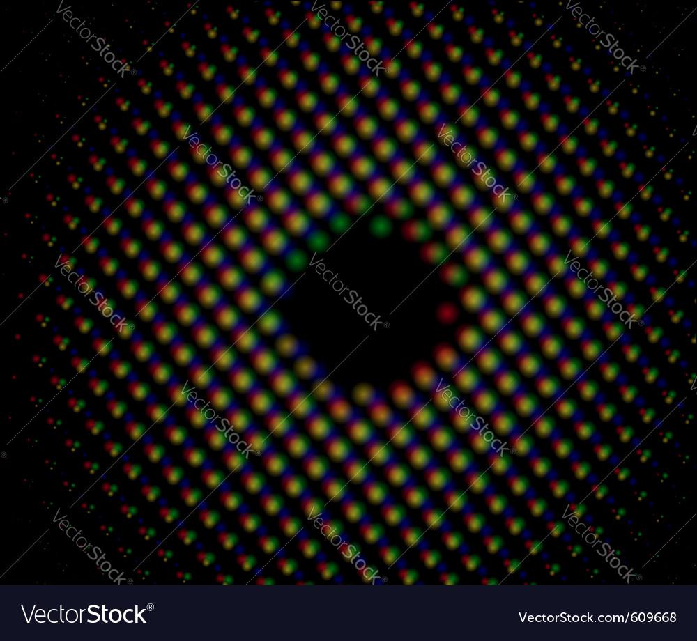 Blurry background - hue