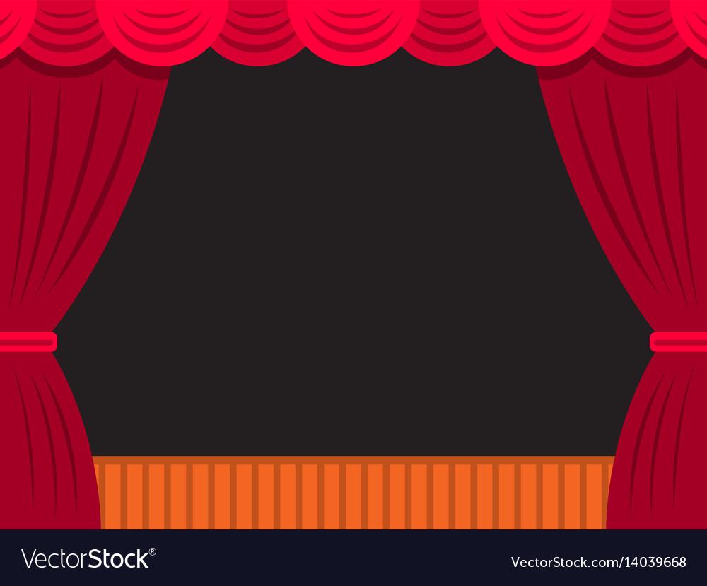 Theatre stage banner