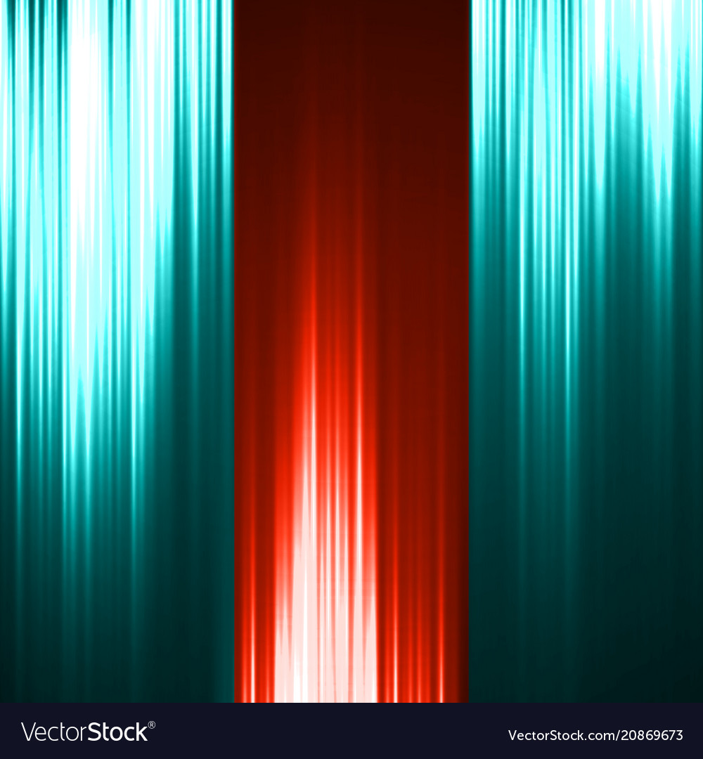 Abstract background with colorful glowing lines