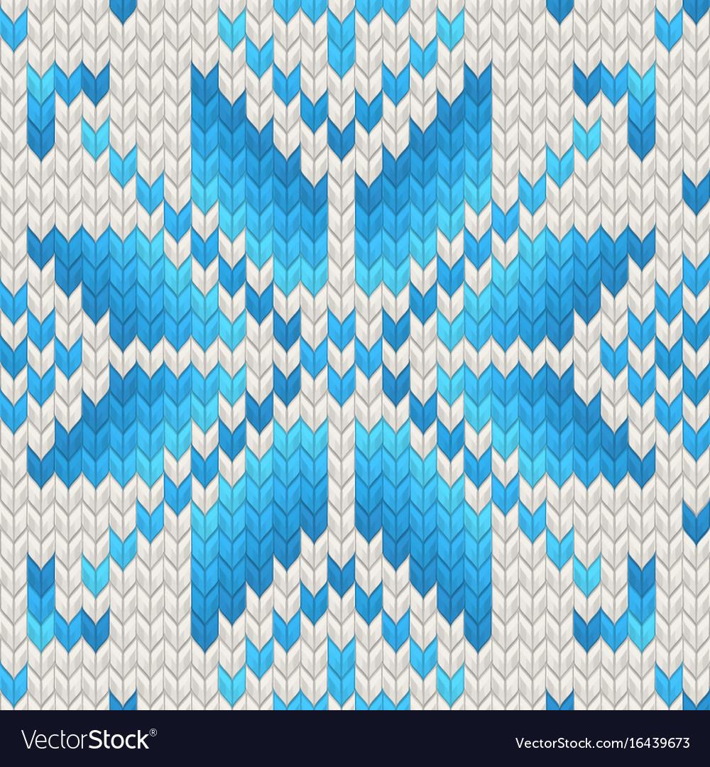 e0c68664235a Seamless knitting pattern christmas sweater design vector