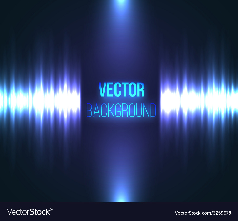 Abstract equalizer background