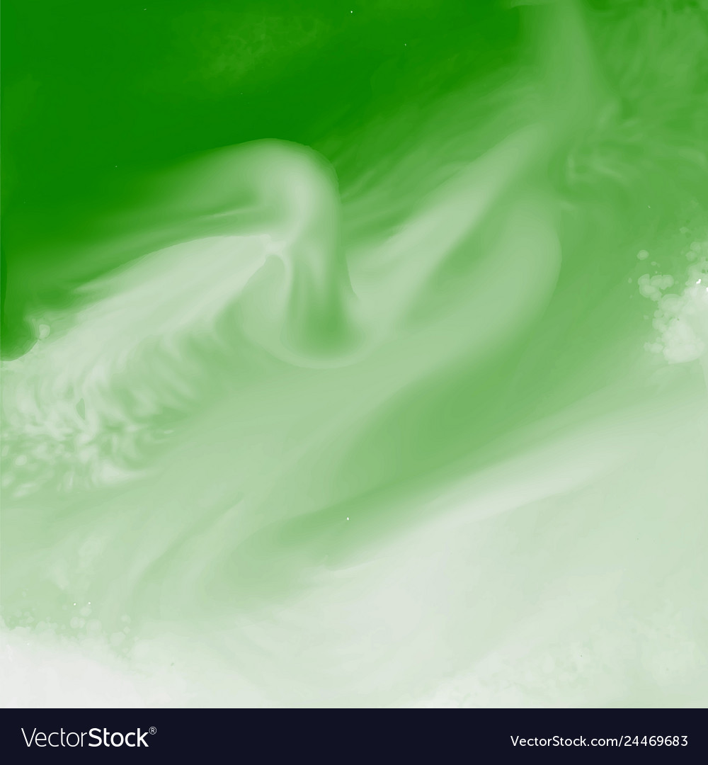 Abstract texture background of green watercolor