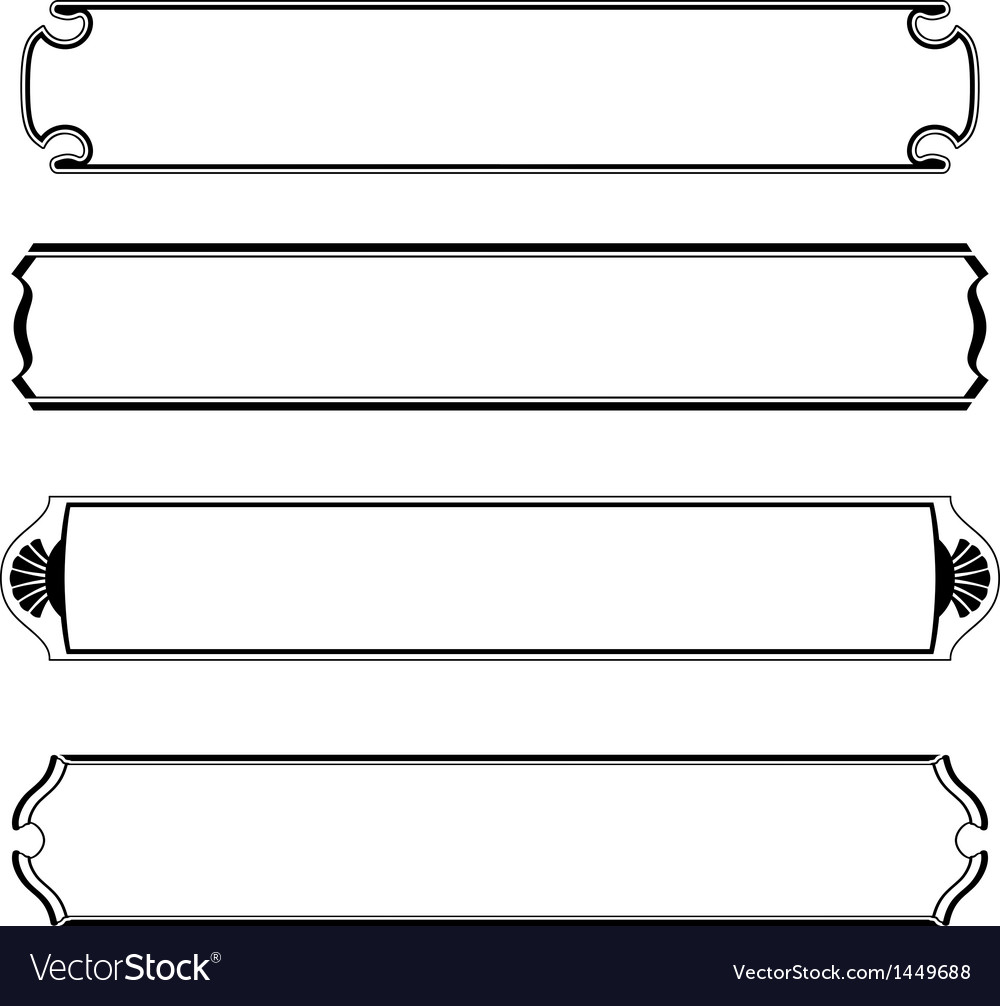 simple frame border. Simple Frame Border A