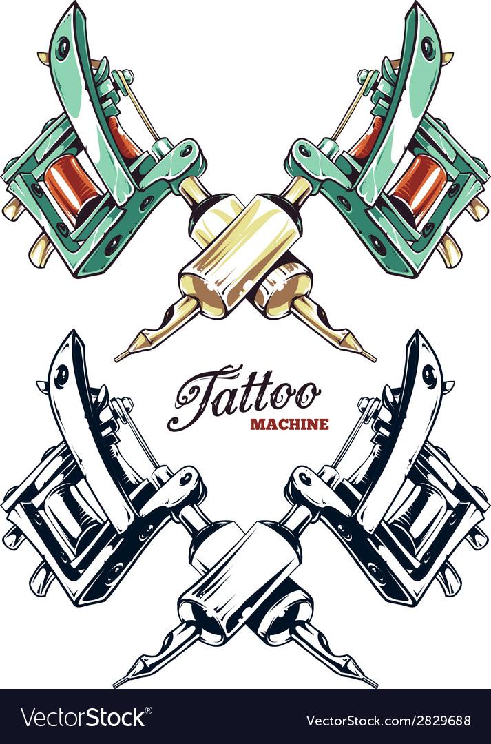 Tattoo Machines 2