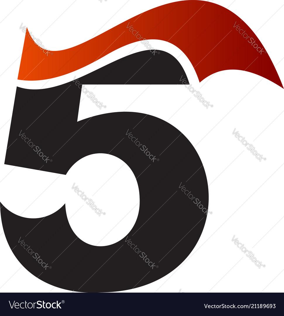 Letter z logo design concept template