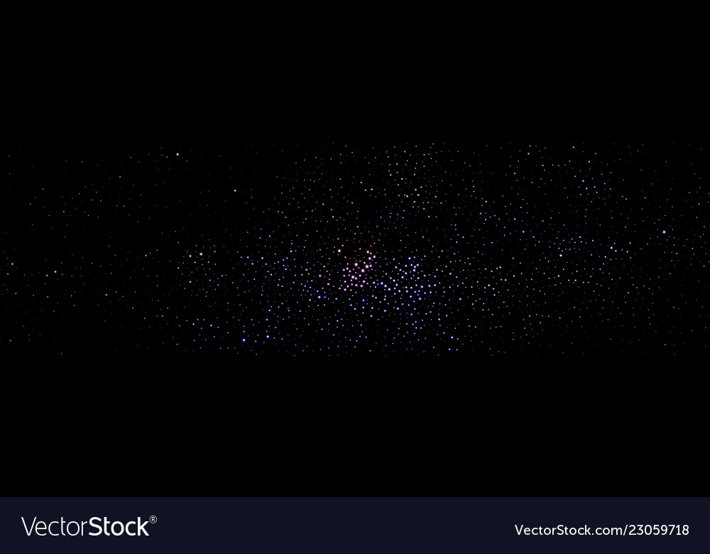Milky way constellation starry sky stars
