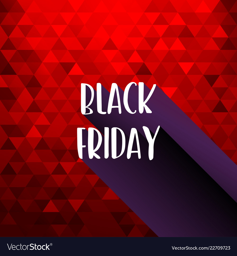 Black friday sale red background texture