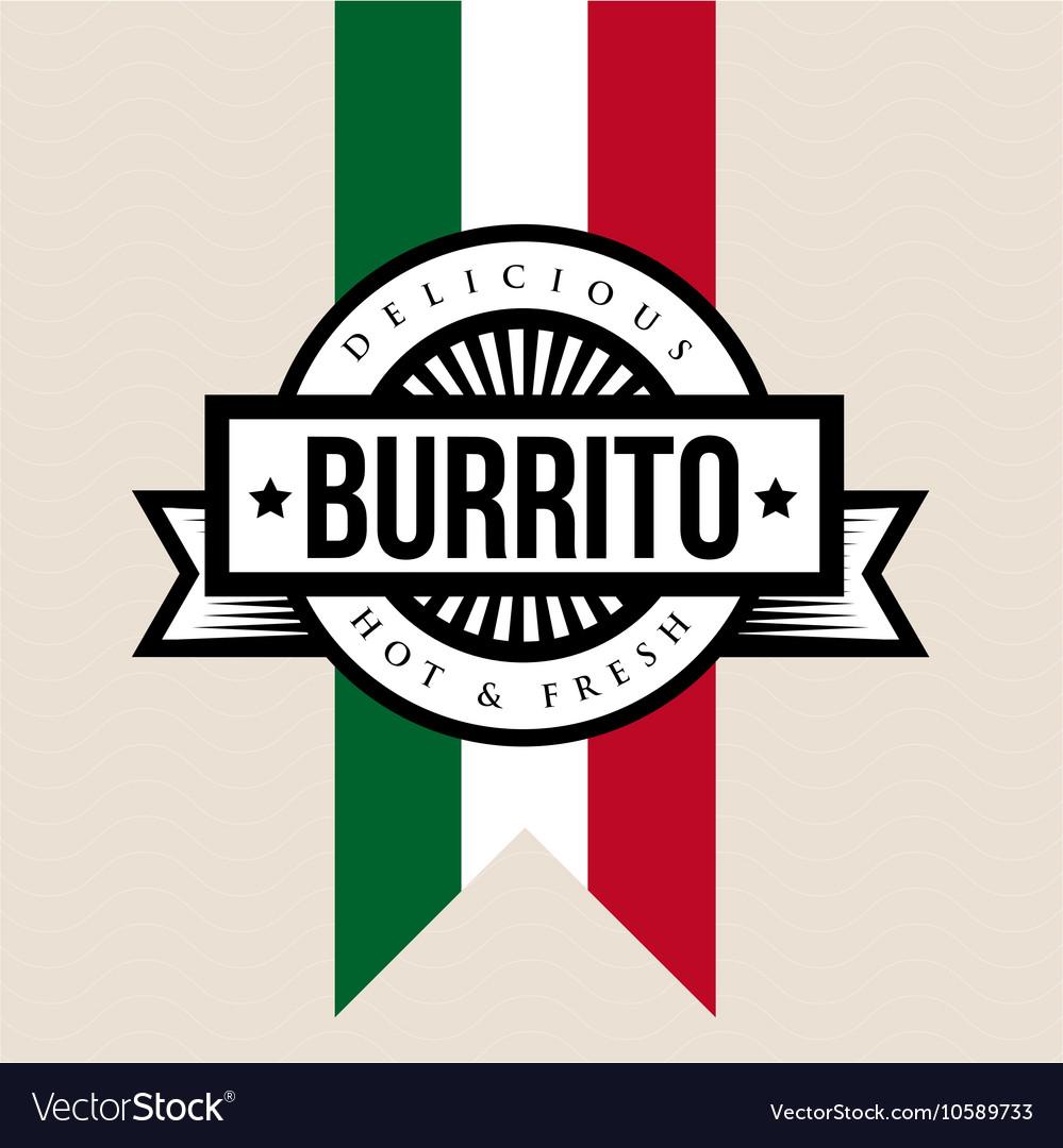 Mexican Cuisine Vintage Sign