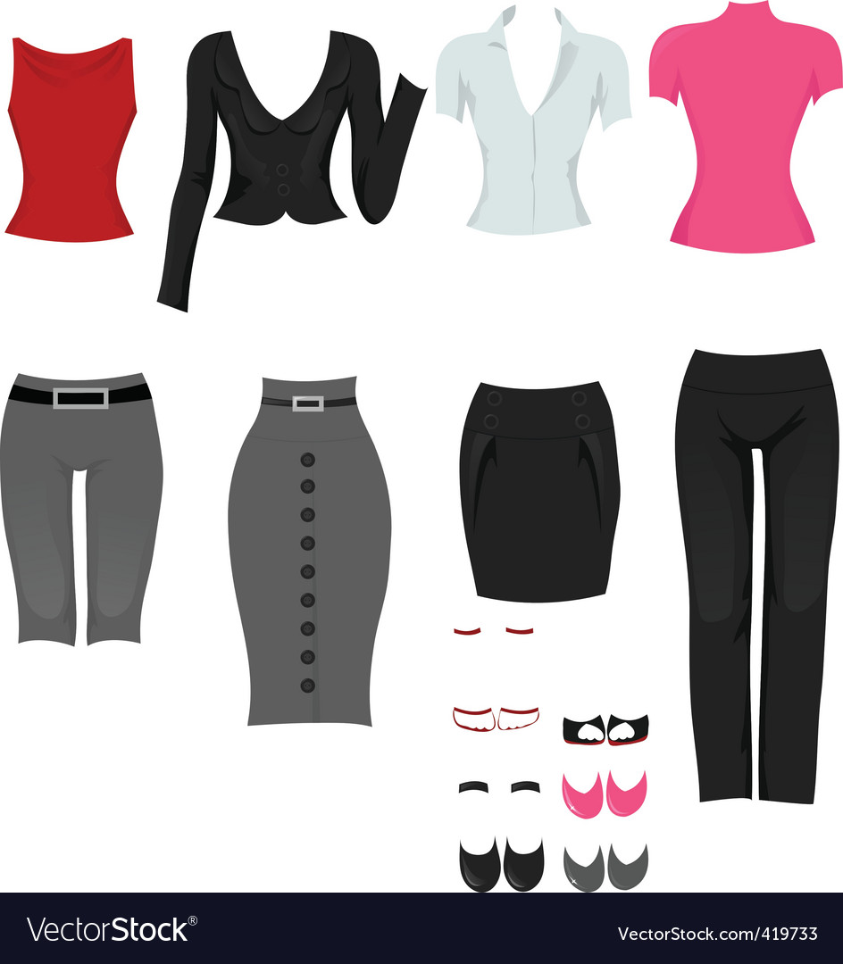 Office clothes