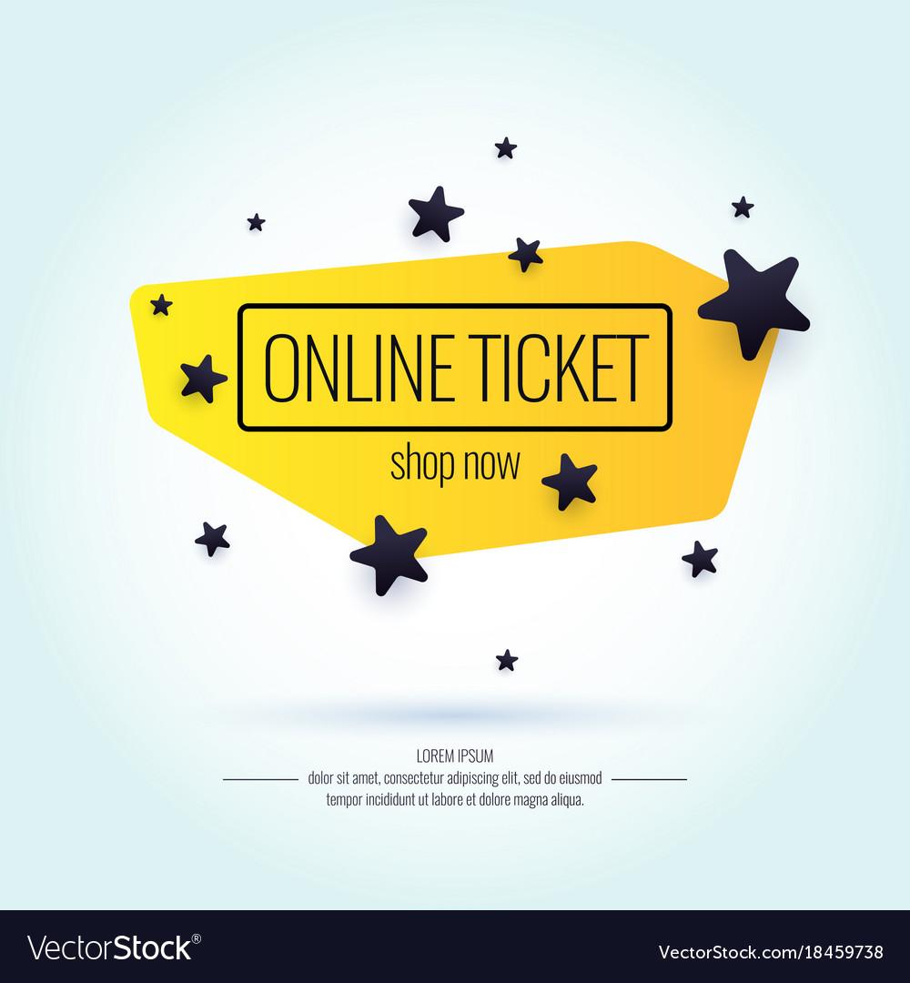 Modern poster sale online tickets