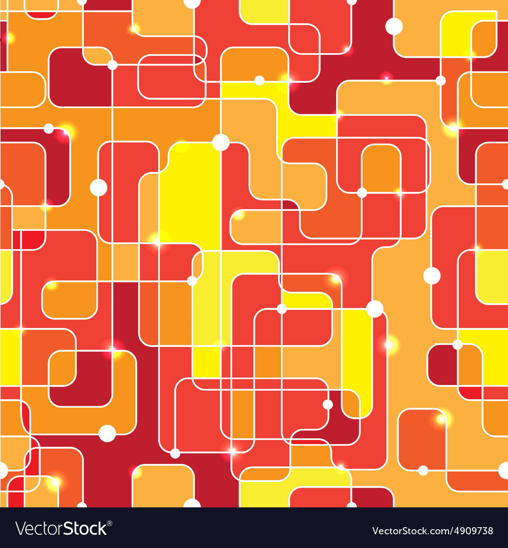 Seamless Geometric Pattern Background for design