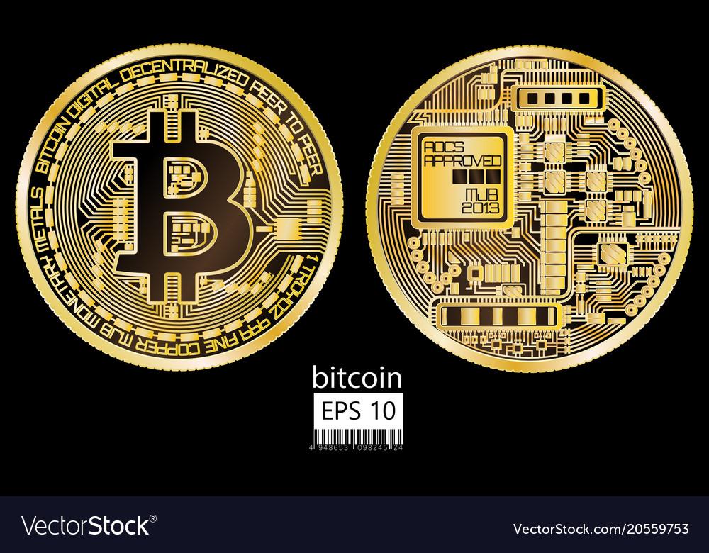 Bitcoin physical bit coin