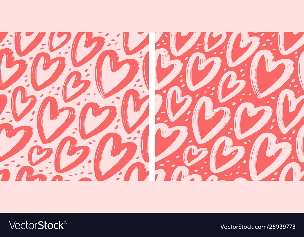 Abstract background with hearts love wedding