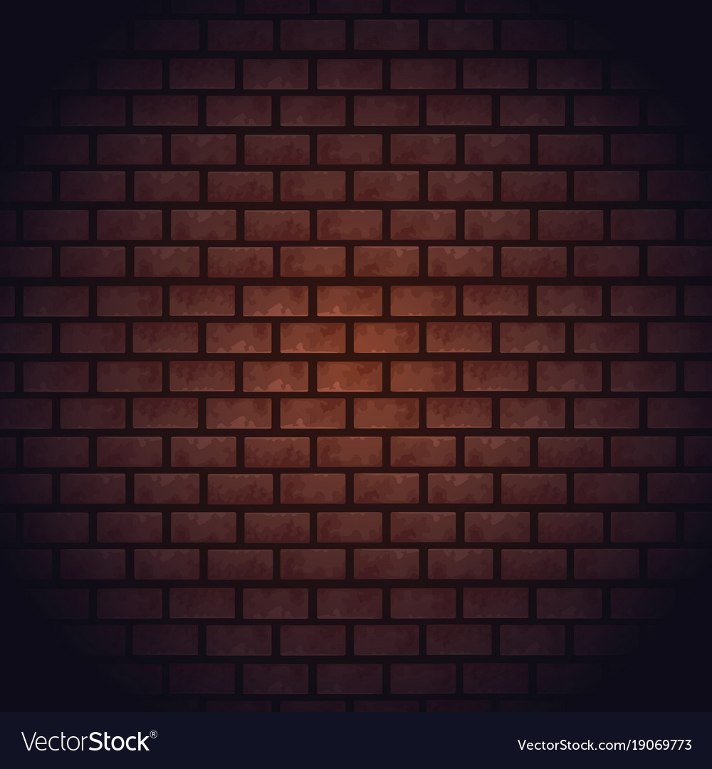 bricks wall background royalty free vector image