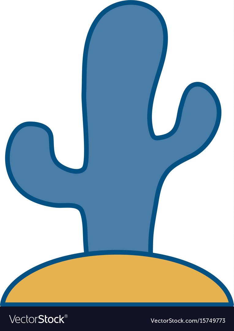 Cactus plant design