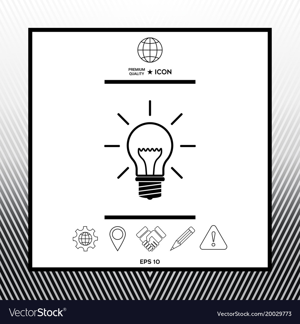 Light bulb - new ideas