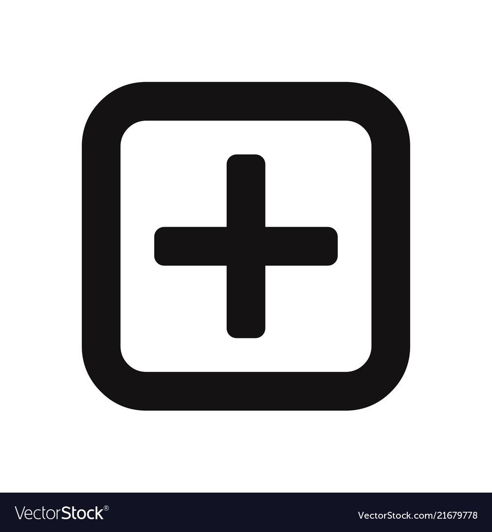 Add button icon
